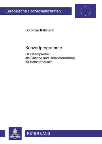 Konzertprogramme: Dorothee Kalbhenn