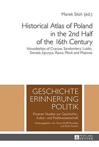Historical Atlas of Poland in the 2nd