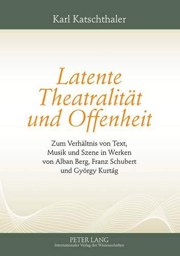 Latente Theatralität und Offenheit: Karl Katschthaler