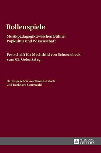 Rollenspiele: Thomas Erlach