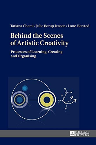 Behind the Scenes of Artistic Creativity: Tatiana Chemi