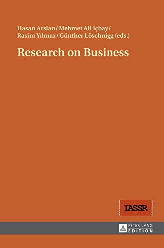 Research on Business (Hardback)