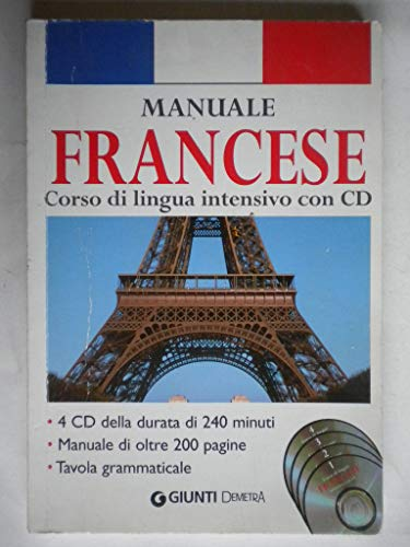 9783632988496: Curso Intensivo Con Cd Frances