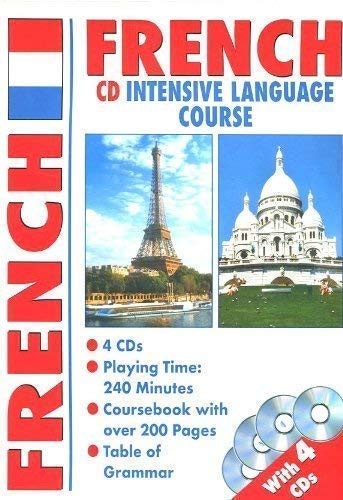 Französisch CD-Intensiv-Sprachkurs + Begleitbuch: J Peck, Anthony: