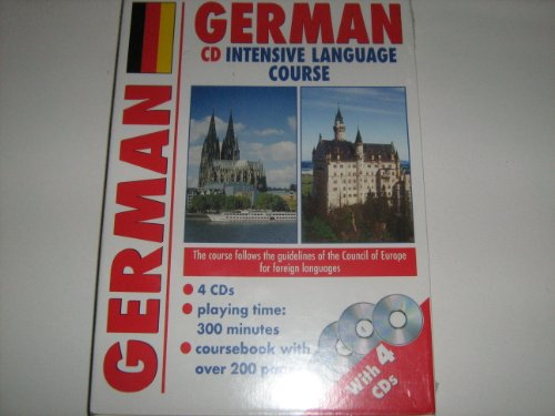 German CD Intensive Language Course (Book and: Professor Dr. Reinhold