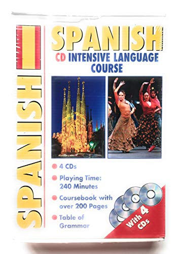 Spanish Course Book for CD Intensive Language: Josefina del Carmen;