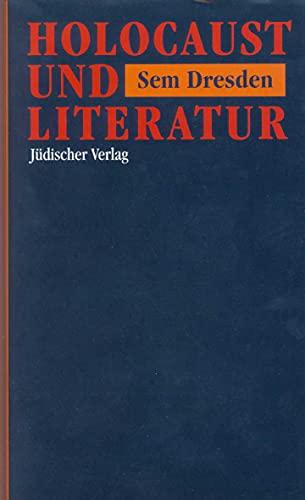 9783633541331: Holocaust und Literatur