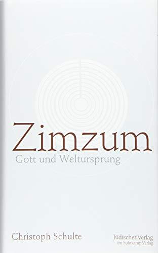 9783633542635: Zimzum: Gott und Weltursprung