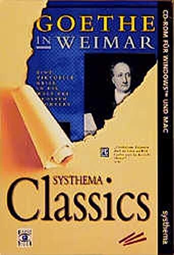 Goethe in Weimar (CD-ROM)