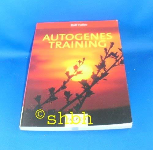 9783635600098: Autogenes Training