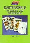 9783635600616: Kartenspiele im Familienkreis und Freundeskreis
