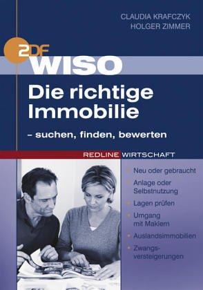 9783636011053: WISO Die richtige Immobilie.