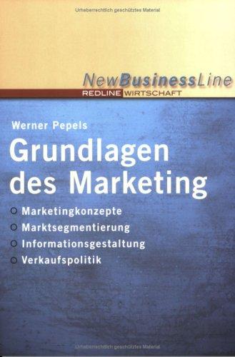 9783636011947: Grundlagen des Marketing