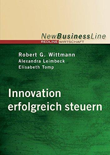 9783636013248: Innovation erfolgreich steuern (New Business Line)