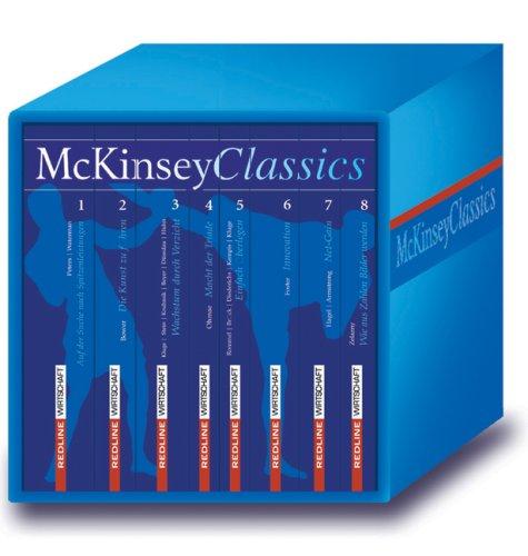 McKinsey Classics. 8 Klassiker und Bestseller von: Thomas J. Peters