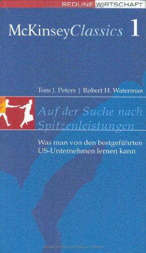 Auf der Suche nach Spitzenleistungen (3636013963) by Thomas J. Peters