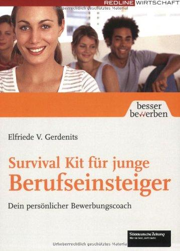 9783636015020: Survival Kit für junge Berufseinsteiger: Dein persönlicher Bewerbungscoach
