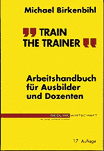 9783636030474: Train the Trainer
