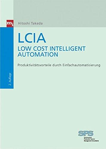 9783636030702: LCIA - Low Cost Intelligent Automation