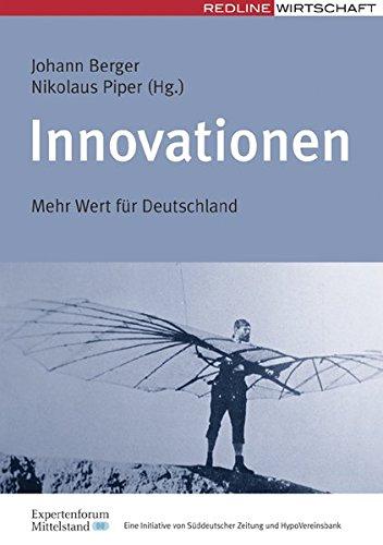 9783636030788: Innovationen. Mehr Wert für Deutschland (Redline Wirtschaft)