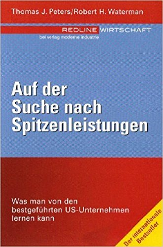 Auf der Suche nach Spitzenleistungen (9783636031532) by Robert H. Waterman