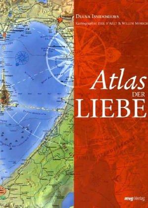 9783636061515: Atlas der Liebe