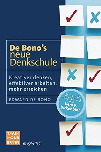 De Bonos neue Denkschule (363607069X) by Bono, Edward de