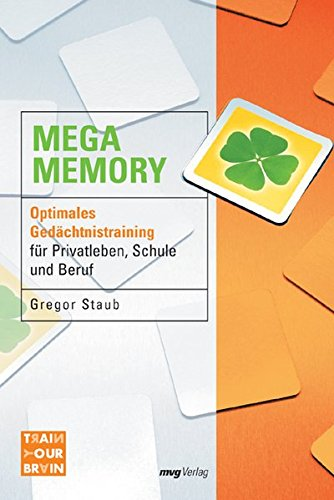9783636070906: Mega Memory, m. Audio-CD
