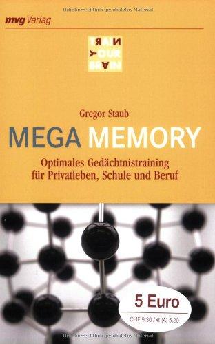9783636071866: Mega Memory