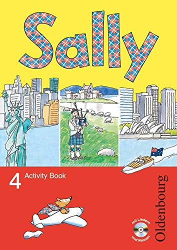 9783637000865: Sally 4. Jahrgangsstufe. Activity Book