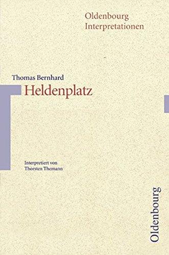 9783637001015: Heldenplatz.
