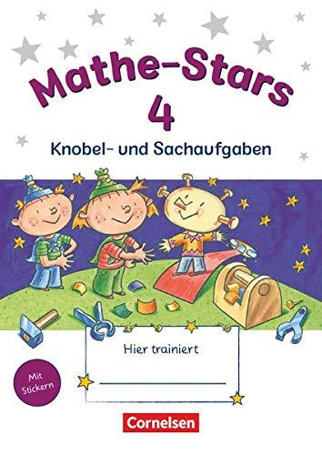 9783637003781: Mathe-Stars 4. Knobel- und Sachaufgaben: 4. Schuljahr