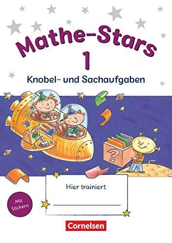 9783637005488: Mathe-Stars 1. Knobel- und Sachaufgaben