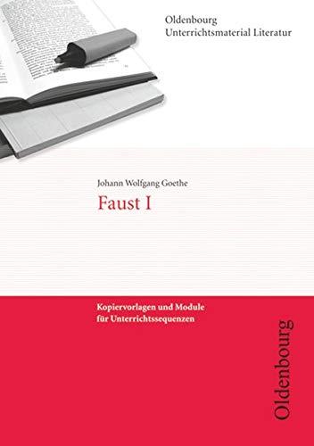 9783637006126: Faust I: Kopiervorlagen und Module für Unterrichtsreihen