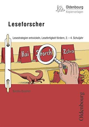 9783637006201: Leseforscher: Lesestrategien entwickeln, Lesefertigkeit fördern, 2.-4. Schuljahr