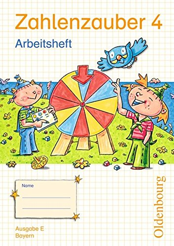Zahlenzauber - Ausgabe E - Bayern (Bisherige