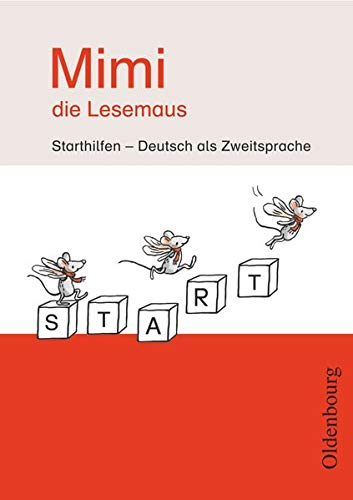 9783637007277: Mimi, die Lesemaus - Ausgabe E für alle Bundesländer - Bisherige Ausgabe: Starthilfen - Deutsch als Zweitsprache: Kopiervorlagen