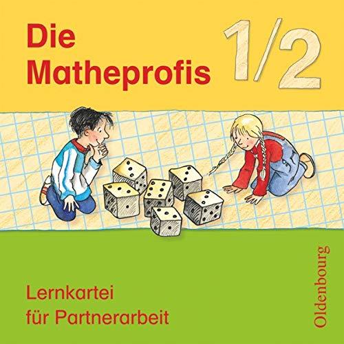 Die Matheprofis 1/2 Lernkartei für Partnerarbeit