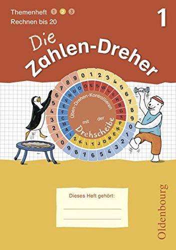 Die Zahlen-Dreher 1. Rechnen bis 20: Jörg Krampe; Rolf
