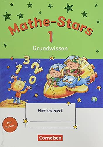 9783637010277: Mathe-Stars 1. Schuljahr. Grundwissen
