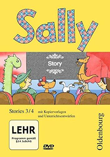 Sally - Zu allen Ausgaben / 3./4. Schuljahr - Stories: Video-DVD. Mit Kopiervorlagen und Unterrichtsentwürfen - o. A.