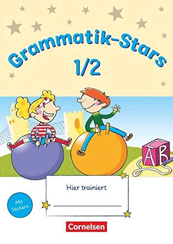 9783637011298: Grammatik-Stars 1./2. Schuljahr. Übungsheft: Mit Lösungen
