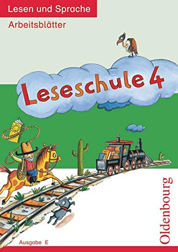 9783637012387: Leseschule E 4. Schuljahr. Arbeitsblätter: Lesen und Sprache
