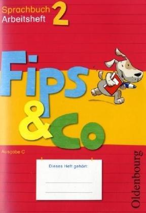 9783637012455: Fips & Co Sprachbuch C 2 Arbeitsheft