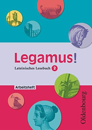 9783637012936: Legamus! 10. Jahrgangsstufe. Arbeitsheft mit Lösungen: Lateinisches Lesebuch