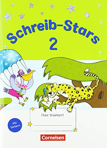 9783637014176: Schreib-Stars 2. Schuljahr. Übungsheft