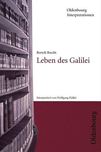 9783637014510: Leben des Galilei. Interpretationen