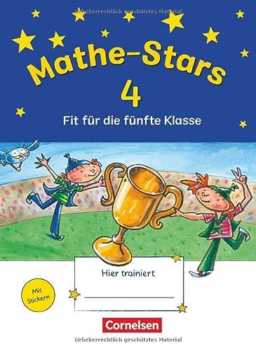 9783637014848: Mathe-Stars - Fit für die 5. Klasse. Übungsheft: Mit Lösungen
