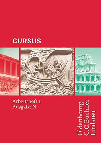 9783637015166: Cursus N - Arbeitsheft 1