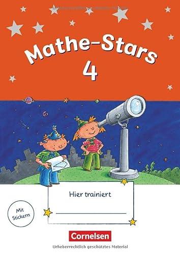 9783637015456: Mathe-Stars 4. Schuljahr. �bungsheft mit L�sungsheft